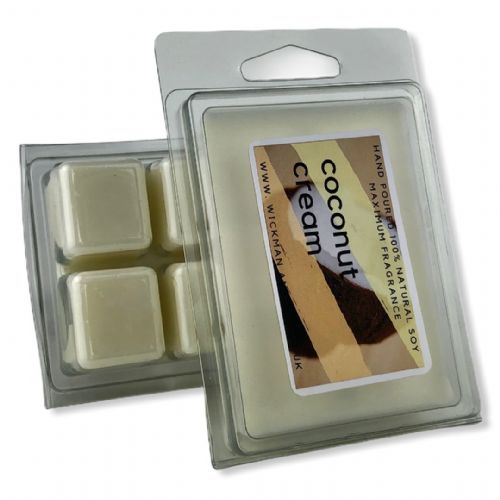 Coconut Cream Soy Wax Melt